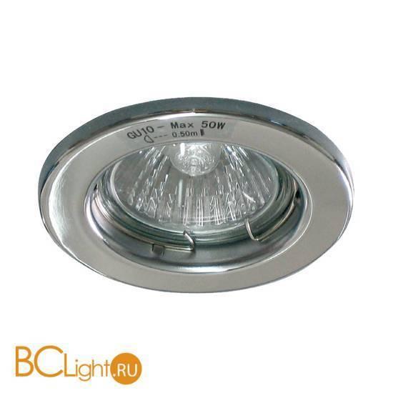 Встраиваемый спот (точечный светильник) Globo Down lights 12101-3