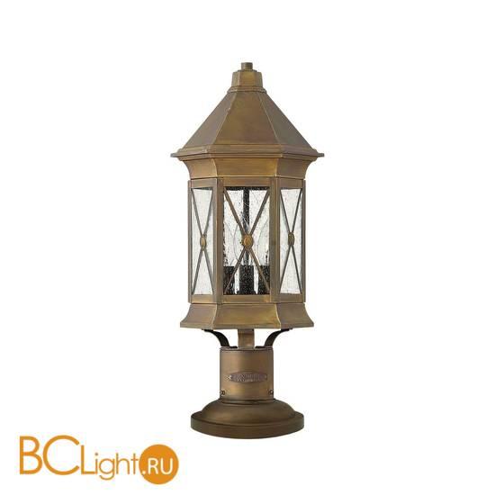 Садово-парковый фонарь Hinkley Brighton HK/BRIGHTON3/M