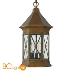 Уличный подвесной светильник Hinkley Brighton HK/BRIGHTON8/M