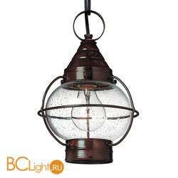 Уличный подвесной светильник Hinkley Cape Cod HK/CAPECOD8/S