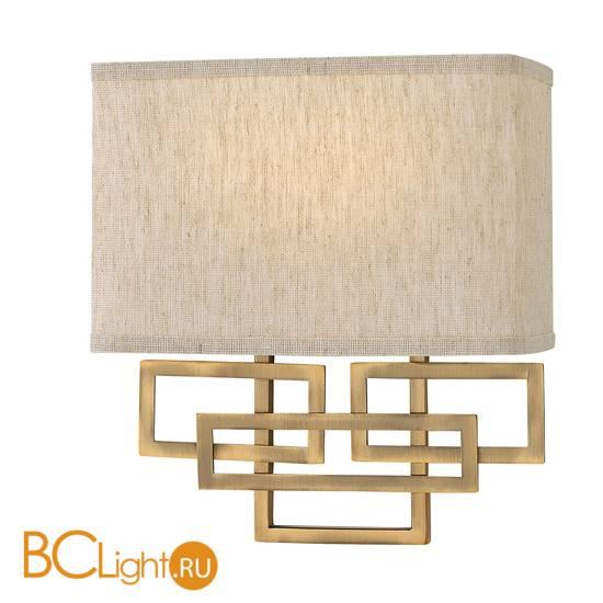 Настенный светильник Hinkley Lanza HK/LANZA2 BR