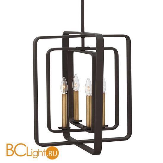 Подвесной светильник Hinkley Quentin HK/QUENTIN/4P/B