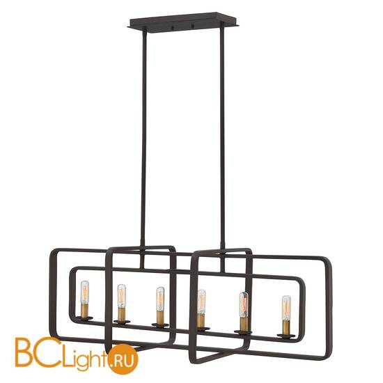 Подвесной светильник Hinkley Quentin HK/QUENTIN/6ISLE