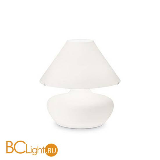 Настольная лампа Ideal Lux Aladino Tl3 D35 Bianco 137285