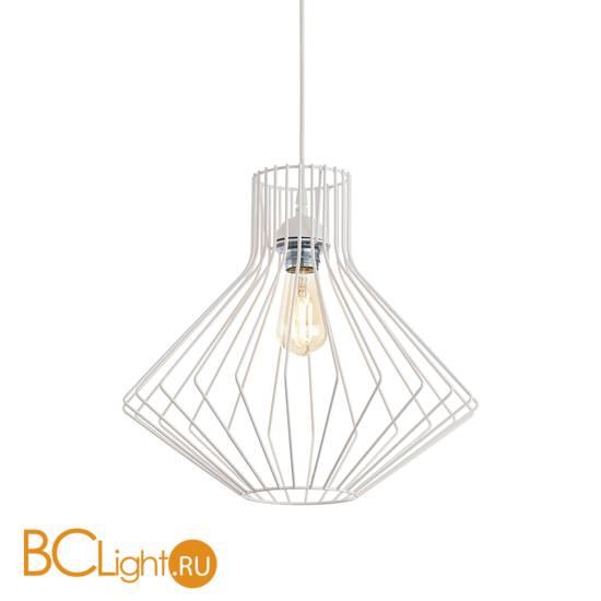Подвесной светильник Ideal Lux AMPOLLA-4 SP1 BIANCO