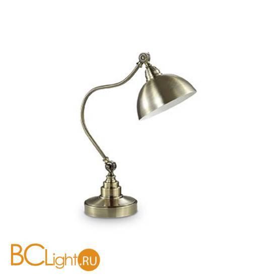 Настольная лампа Ideal Lux Amsterdam Tl1 Brunito 131733
