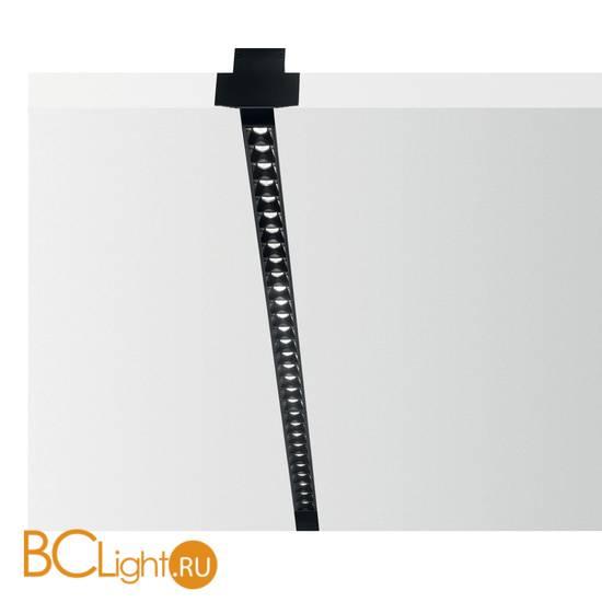 Встраиваемый магнитный шинопровод Ideal Lux Arca ARCA PROFILE 1000 mm RECESSED 222769 черный