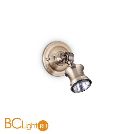 Бра Ideal Lux BARBER AP1 BRUNITO