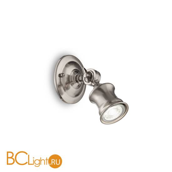 Бра Ideal Lux BARBER AP1 NICKEL