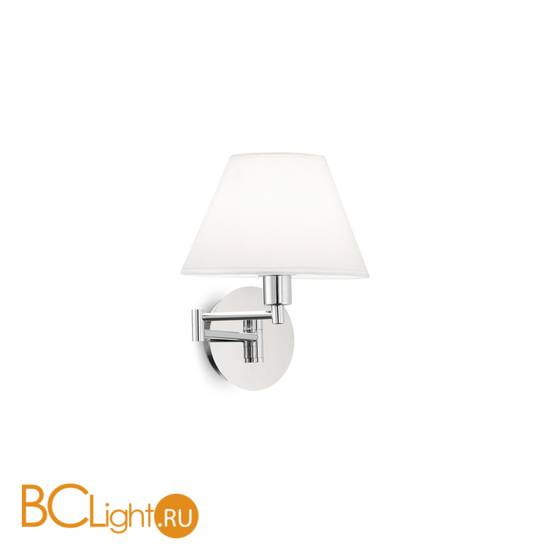 Бра Ideal Lux Beverly BEVERLY AP1 OTTONE SATINATO