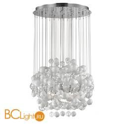 Подвесной светильник Ideal Lux Bollicine SP14 Cromo 093024