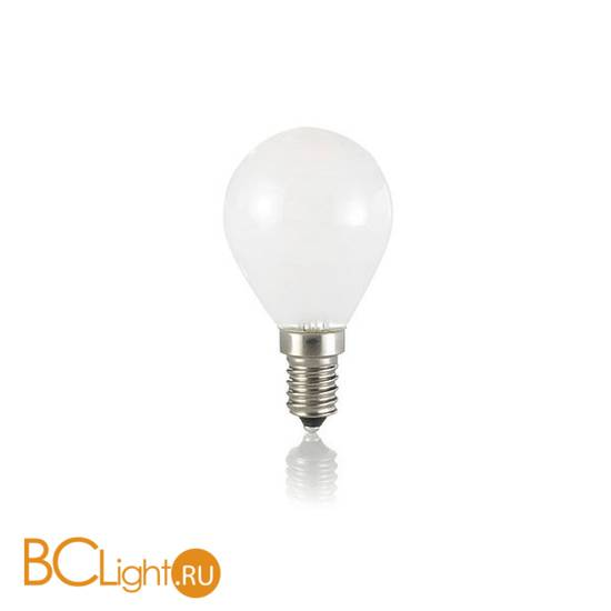 Лампа Ideal Lux E14 4W 220V 390lm 3000K 101217