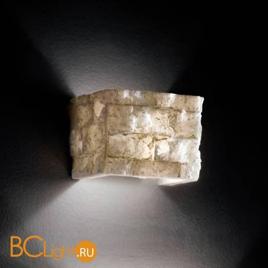 Настенный светильник Ideal Lux Carrara AP1 000619