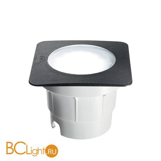 Встраиваемый спот (точечный светильник) Ideal Lux Ceci FI1 Square Big 120386