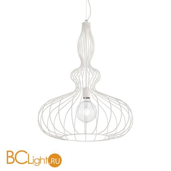 Подвесной светильник Ideal Lux CLARISSA SP1 BIANCO