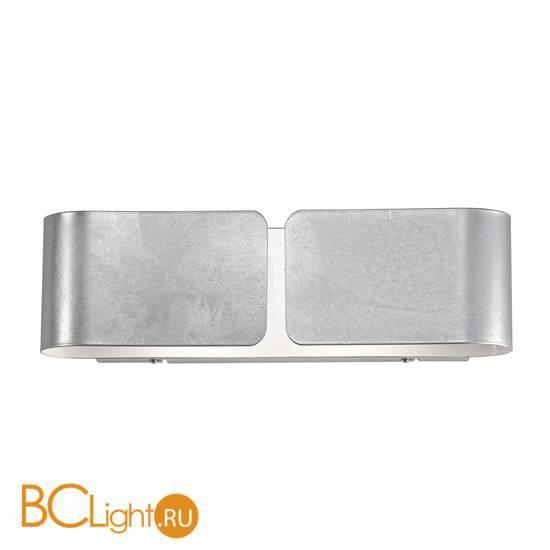 Настенный светильник Ideal Lux CLIP AP2 SMALL Argento 088273
