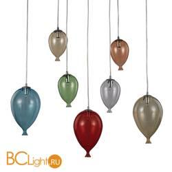 Подвесной светильник Ideal Lux Clown SP7 Color 100937