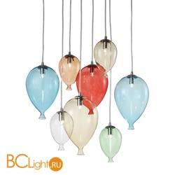 Подвесной светильник Ideal Lux Clown SP8 Color 100944