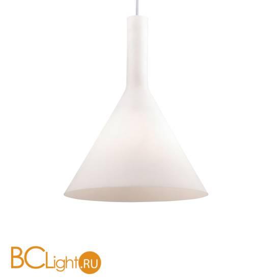 Подвесной светильник Ideal Lux COCKTAIL SP1 SMALL BIANCO 074337
