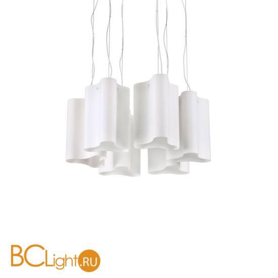 Подвесной светильник Ideal Lux COMPO SP6 BIANCO