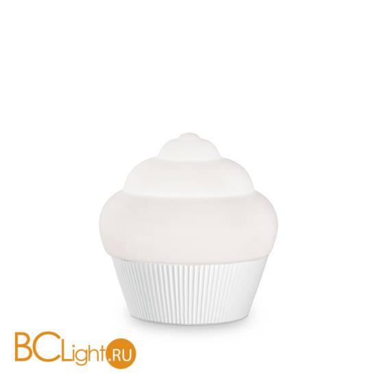 Настольный светильник Ideal Lux CUPCAKE TL1 BIANCO