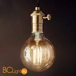 Подвесной светильник Ideal Lux Doc SP1 Ottone 163154