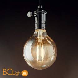 Подвесной светильник Ideal Lux Doc SP1 Piombo 163161