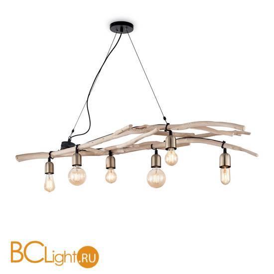 Подвесной светильник Ideal Lux Driftwood SP6 180922