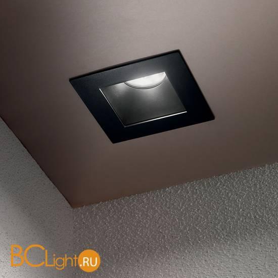 Встраиваемый светильник Ideal Lux Dynamic DYNAMIC FRAME SQUARE BLACK