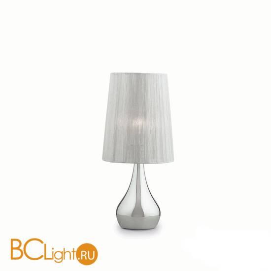 Настольная лампа Ideal Lux Eternity TL1 Small Silver 035987