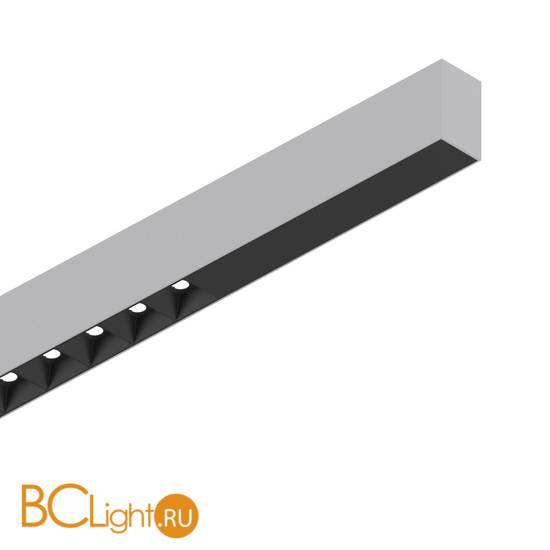 Подвесной светильник Ideal Lux Fluo ACCENT 1800 4000K ALLUMINIUM 192451