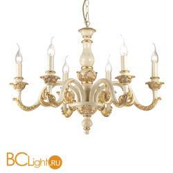 Люстра Ideal Lux GIGLIO Oro SP6 075327