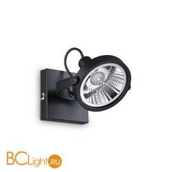 Потолочный светильник Ideal Lux GLIM PL1 NERO