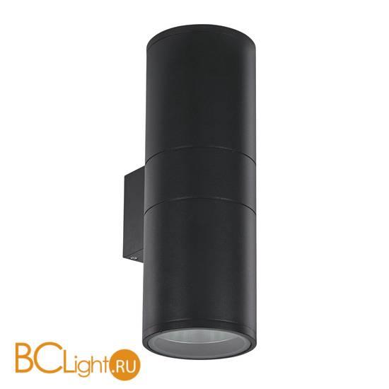 Настенный светильник Ideal Lux Gun AP2 Big Nero 092317