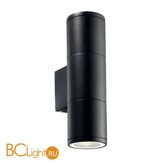 Спот (точечный светильник) Ideal Lux Gun AP2 Small Nero 100395