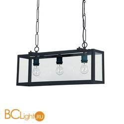 Подвесной светильник Ideal Lux Igor SP3 Nero 092881