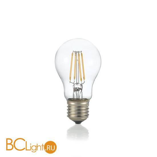 Лампа Ideal Lux E27 8W 220V 920lm 4000K 153964