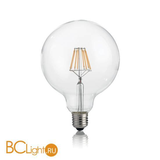 Лампа Ideal Lux E27 8W 220V 920lm 4000K 153988