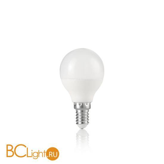Лампа Ideal Lux E14 220V 7W 600Lm 4000K 151946