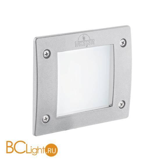 Встраиваемый спот (точечный светильник) Ideal Lux Leti FL1 Square Bianco 096575