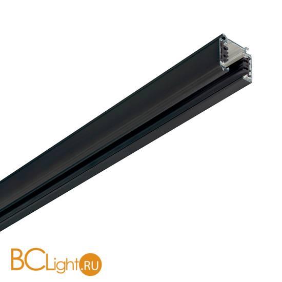 Шинопровод трехфазный Ideal Lux Link Trimless track 2000mm Black 187983