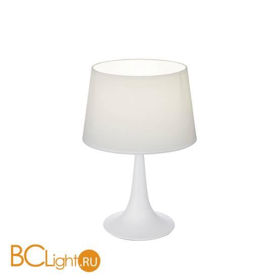 Настольная лампа Ideal Lux London TL1 Small Bianco 110530