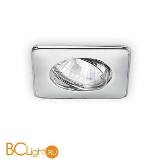 Встраиваемый спот (точечный светильник) Ideal Lux Lounge Fi1 Cromo 138985