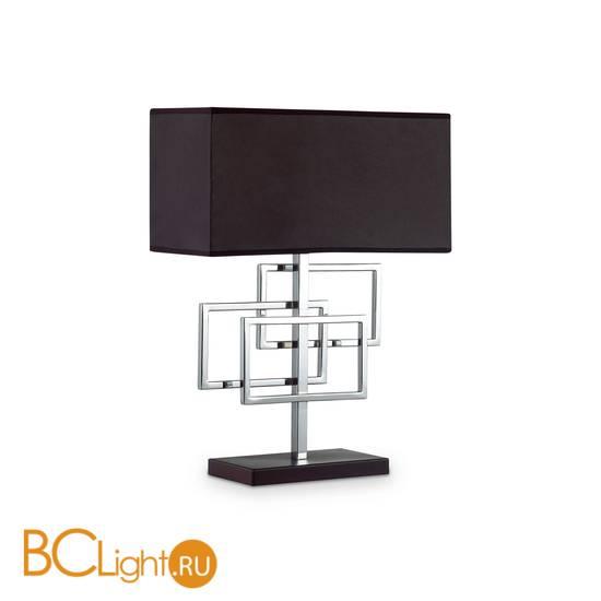 Настольная лампа Ideal Lux LUXURY TL1 CROMO