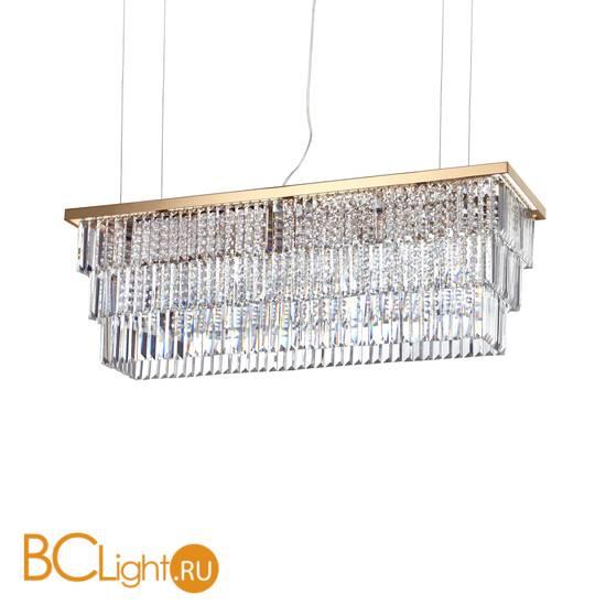 Подвесной светильник Ideal Lux MARTINEZ SP8 ORO