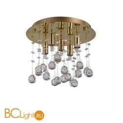 Потолочный светильник Ideal Lux Moonlight PL5 Oro 094663
