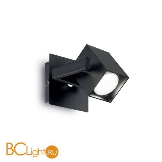 Спот (точечный светильник) Ideal Lux Mouse AP1 Nero 073569