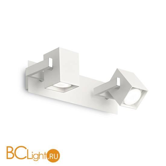 Спот (точечный светильник) Ideal Lux Mouse AP2 Bianco 073545