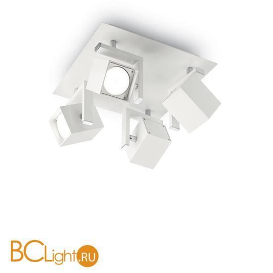 Потолочный светильник Ideal Lux Mouse PL4 Bianco 073583
