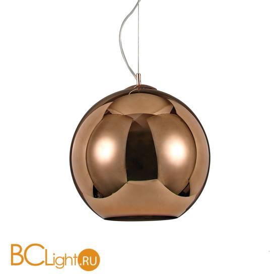 Подвесной светильник Ideal Lux Nemo SP1 D40 Rame 111919
